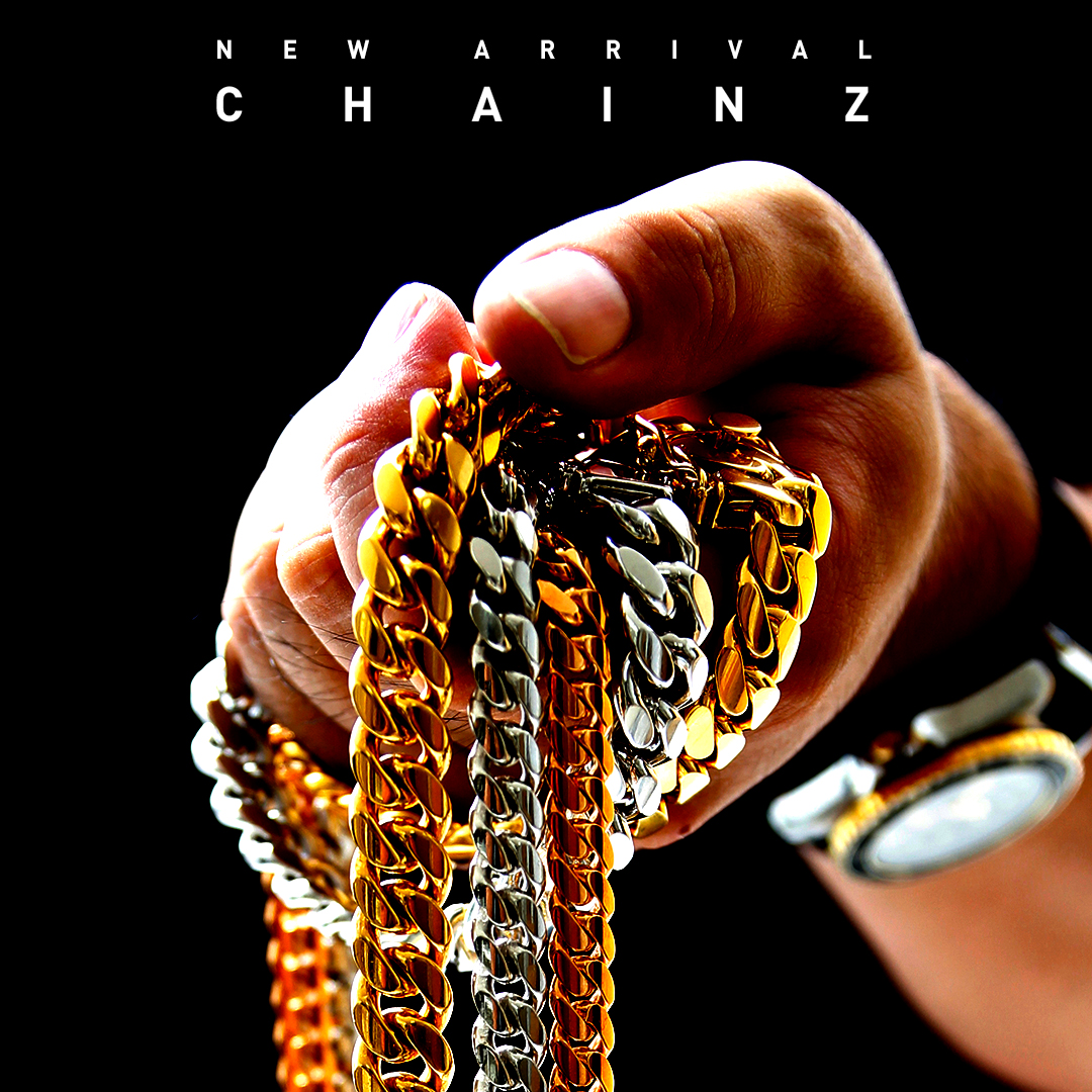 NEW ARRIVAL CHAINZ