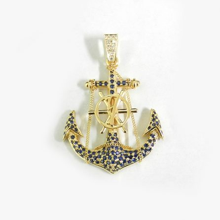 Diamond pendant top kohh custom made pendant top mozeypictures Image collections